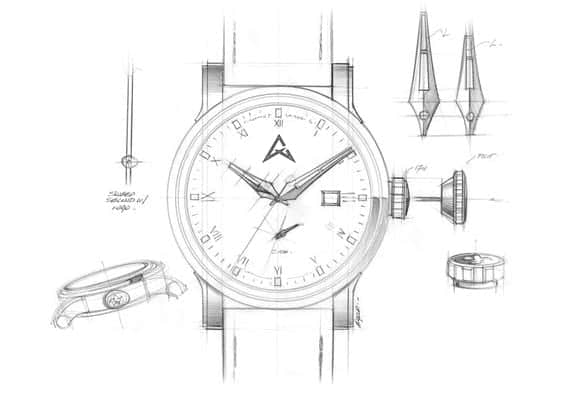 Axia Watch Designs